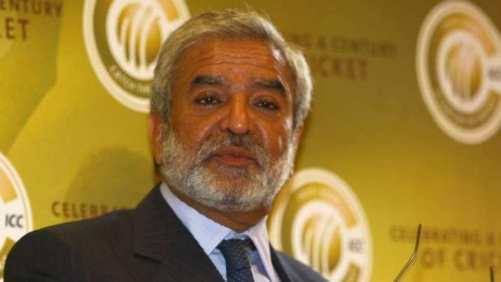 Ehsan Mani steps down as PCB chairman