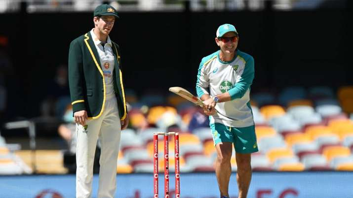 tim paine and justin langer