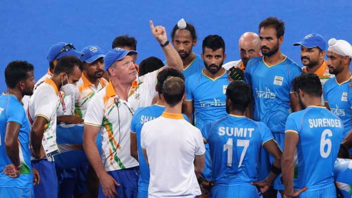 Privileged to have played a part: India men's hockey coach Graham Reid on historic Olympic bronze