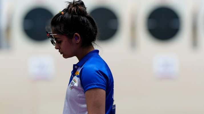 I will continue to shoot in three events, including 25m: Manu Bhaker