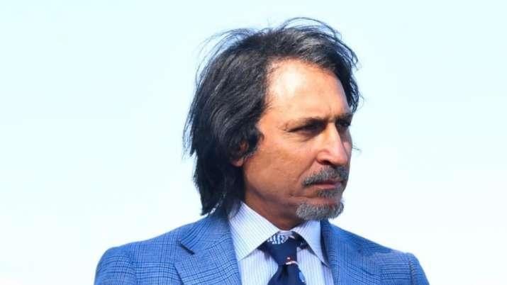 Former Pakistan skipper Ramiz Raja