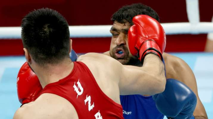 Boxing: Gutsy Satish Kumar's debut Olympics ends with loss to world champ Jalolov in QFs