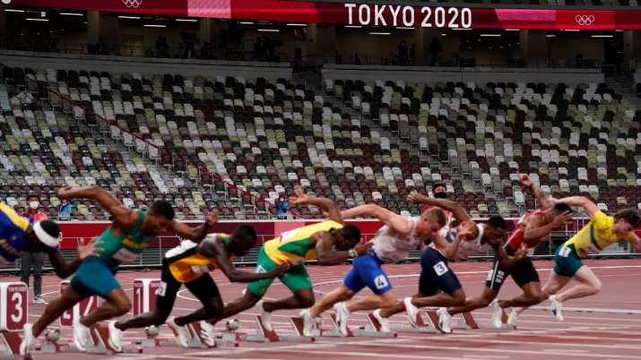 'Feels like I'm walking on clouds': The tech behind Tokyo Olympics' fast track