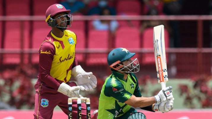 Pakistan holds off late West Indies charge to win 2nd T20I