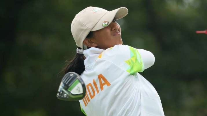Aditi plays steady second round to make cut in Oregon