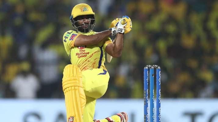 Happy Birthday Ambati Rayudu! CSK's star batsman and Team India international turns 36