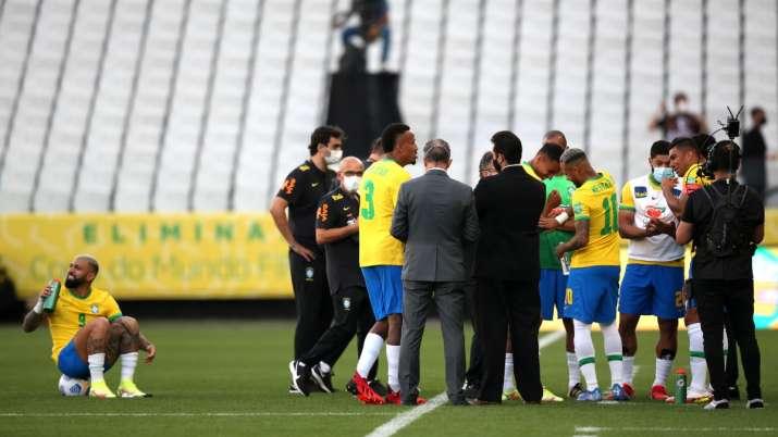 Health agency blames Brazil, Argentina, CONMEBOL for chaos