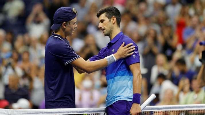 "US Open 2021: Novak Djokovic tops teen ""Ruuune!"" in calendar Slam bid"