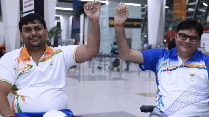 Amit Kumar, Dharambir end without medal at Paralympics' club throw competition