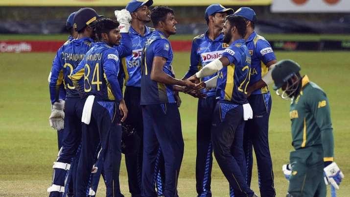 Sri Lanka win ODI series after beating South Africa by 78 runs