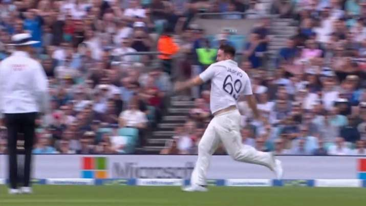 Jarvo breaches security once again, invades pitch at The Oval