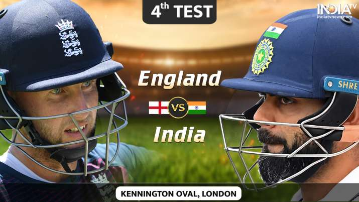 England vs India Live Streaming 4th Test Day 4: Watch ENG vs IND 4th Test Live Online on SonyLIV
