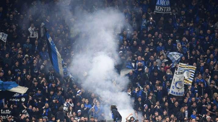 stadium crowd, uefa champions league, champions league,