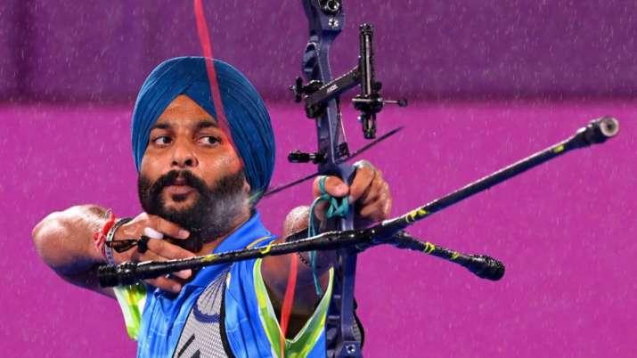 Harvinder Singh of India