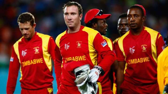 brendan taylor, zimbabwe cricket team