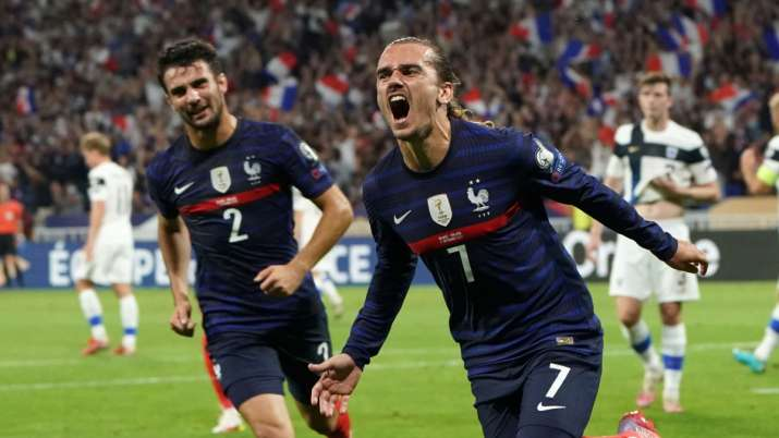 FIFA WC Qualifiers: France fine without Kylian Mbappe; Denmark's perfect run continues