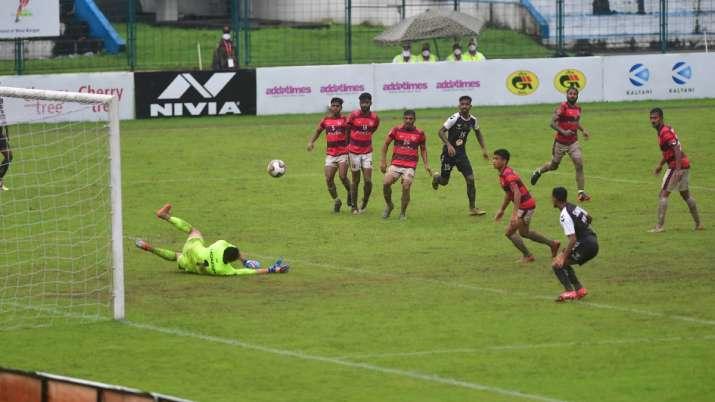 Mohammedan Sporting Club vs FC Bengaluru United