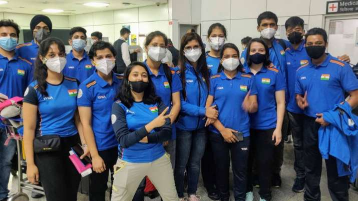 indian junior shooters