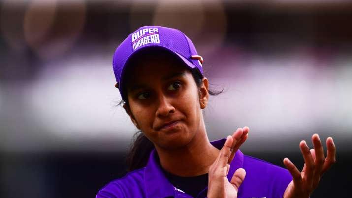 Jemimah Rodrigues to play for Melbourne Renegades in WBBL