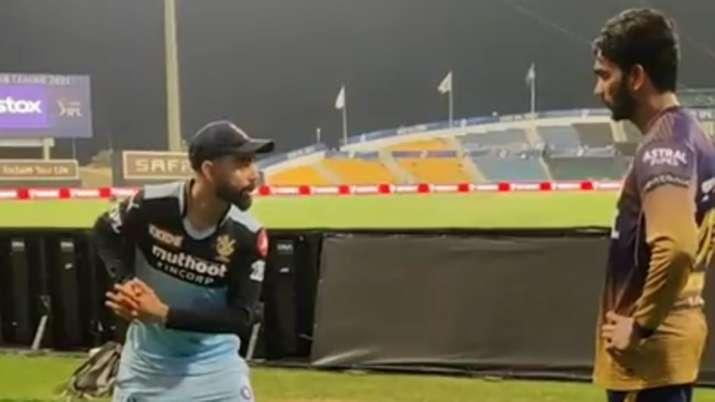 IPL 2021: How Virat Kohli helped KKR's Venkatesh Iyer hit maiden IPL fifty against MI