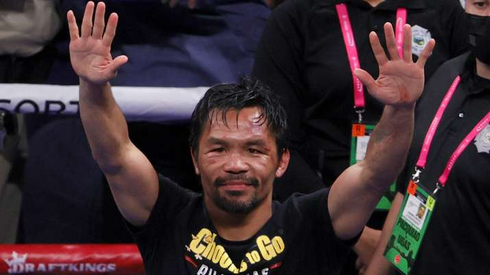 Boxing great Manny Pacquiao announces retirement