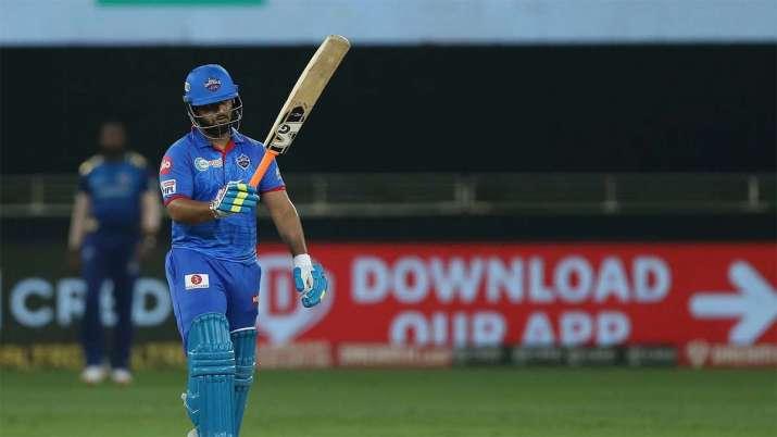 Delhi Capitals captain Rishabh Pant