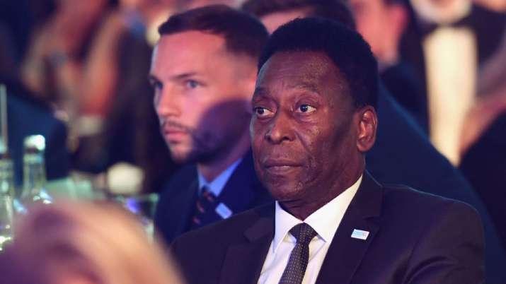 Football icon Pele