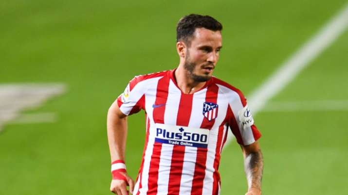 Chelsea signs midfielder Saul Niguez on loan from Atlético