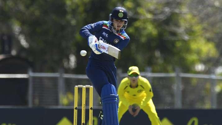 AUS W v IND W: Batting coach backs Smriti Mandhana to overcome poor form ahead of 2nd ODI