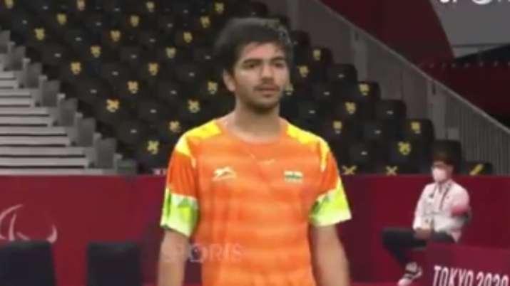Tarun Dhillon wins; Kohli-Parmar concede defeat in badminton at Tokyo Paralympics