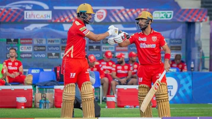 KL Rahul and Mandeep Singh
