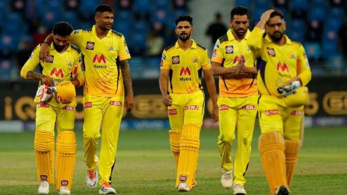 Chennai Super Kings beat Delhi Capitals to reach ninth IPL final