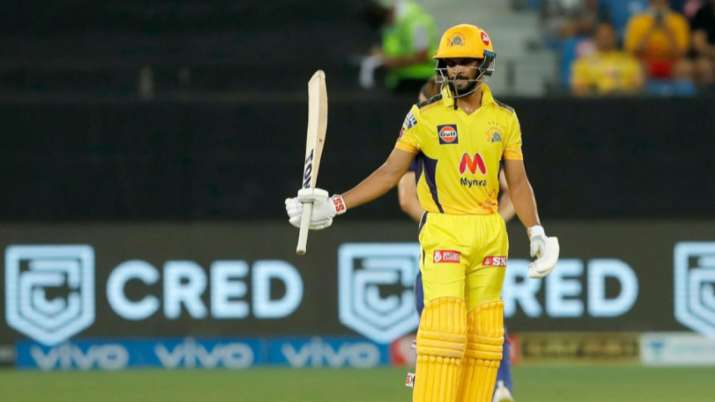 Ruturaj Gaikwad's impressive form for CSK continues; slams 7th fifty of IPL 2021 against DC in Quali