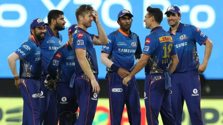 Mumbai Indians require a win by massive margin against Sunrisers to pip Kolkata Knight Riders in the