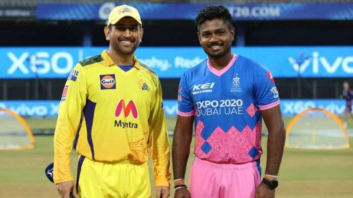 IPL 2021 Rajasthan Royals vs Chennai Super Kings: RR vs CSK match. Follow Live scores and updates fr