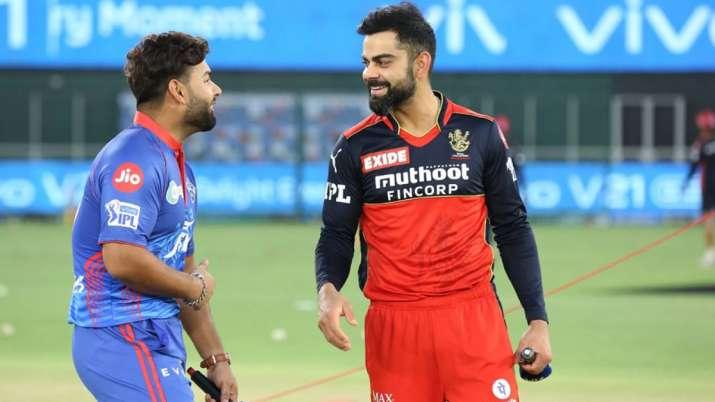 RCB vs DC IPL 2021 Live Score: Check live updates from Royal Challengers Bangalore vs Delhi Capitals