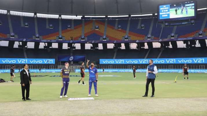 IPL 2021 Qualifier 2 DC vs KKR Toss Today: Find the list of all toss and match results for Delhi Cap