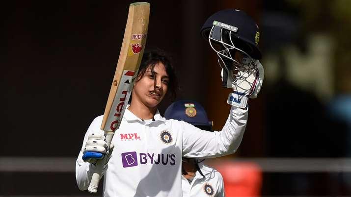 AUS W vs IND W: Smriti Mandhana slams maiden Test ton in Gold Coast